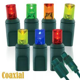 Coaxial Connect 5mm Wide Angle Conical