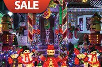 Christmas Decoration sales and clearance items