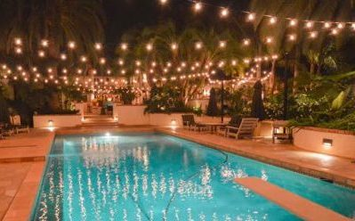 Pool Party Lighting Styles